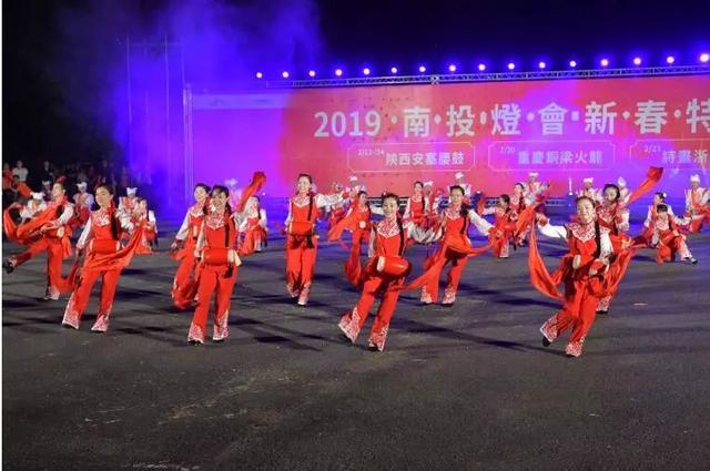 陕西安塞黄土风情文化亮相台湾南投灯会