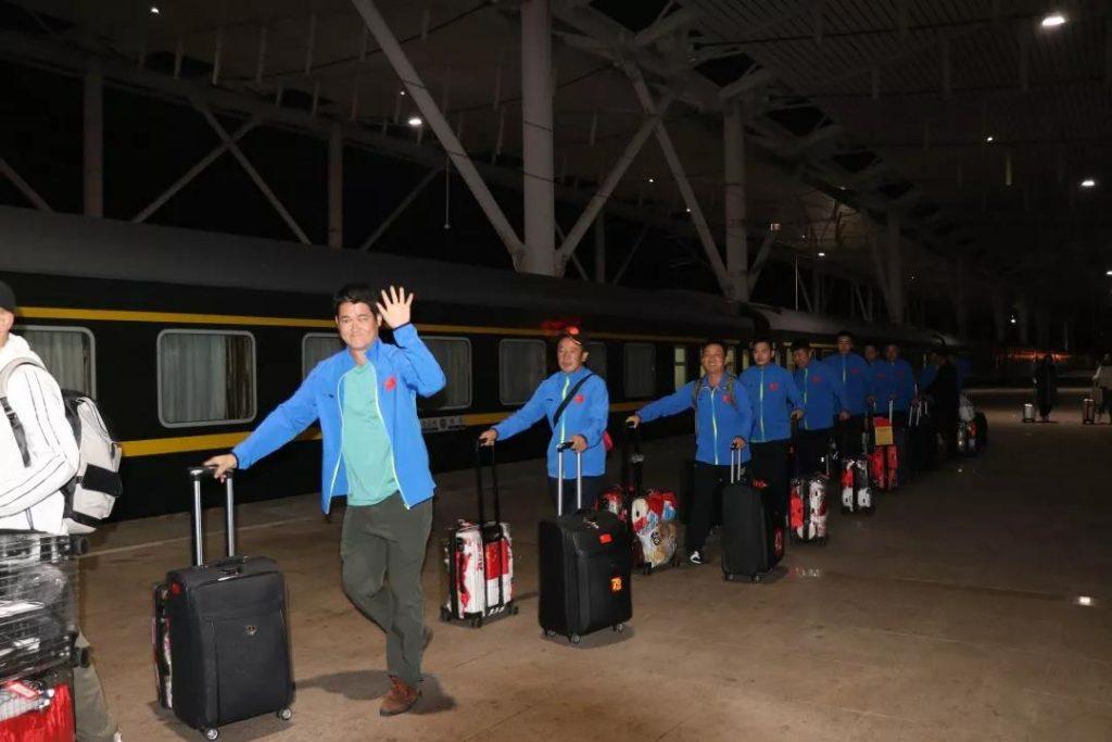 祝贺!赴京参加国庆70周年联欢活动的安塞腰鼓队载誉归来