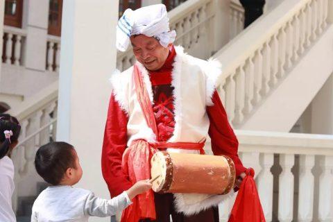 第二十一届中国上海国际艺术节《安塞风·腰鼓情·黄土恋》