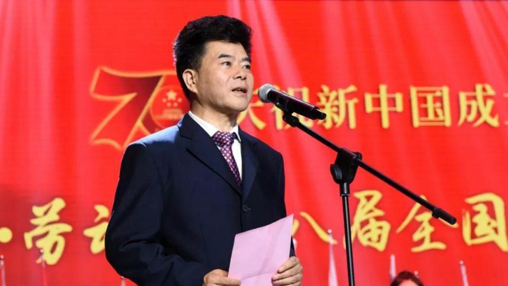 """""""中国梦·劳动美""""第八届全国职工全健排舞大赛在西安隆重开幕"""