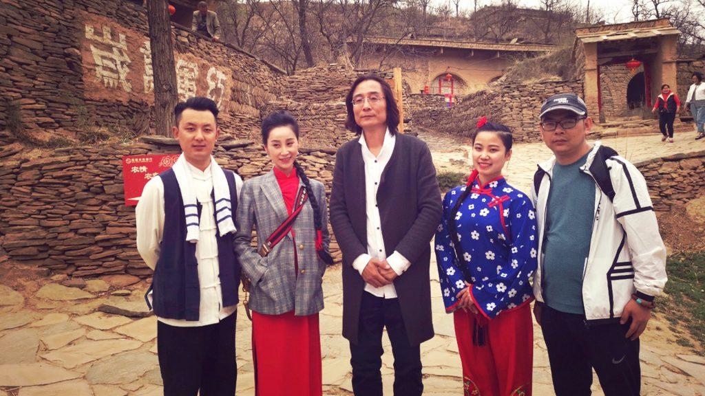 新创陕北民歌《荷包情缘》