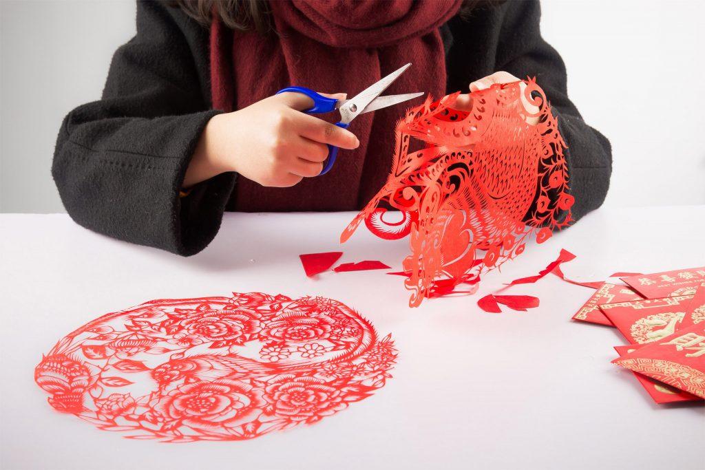 安塞剪纸:一纸一剪刀,可以剪出整个世界——首届中国乡村文化产业创新发展大会暨典型案例和文化品牌推介活动候选案例