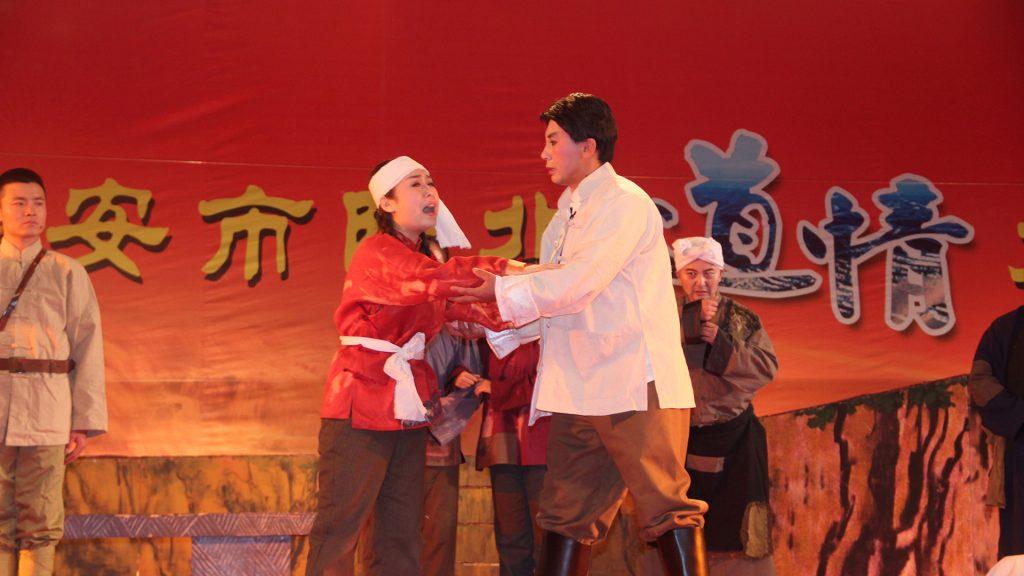 陕北道情的音乐特色
