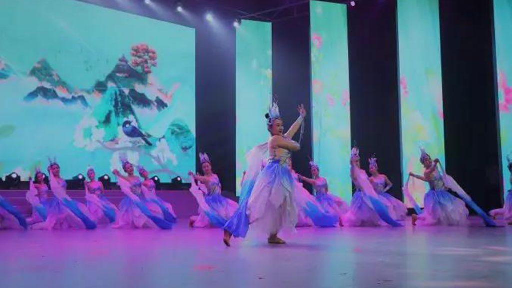 安塞区第二届春晚盛大开幕