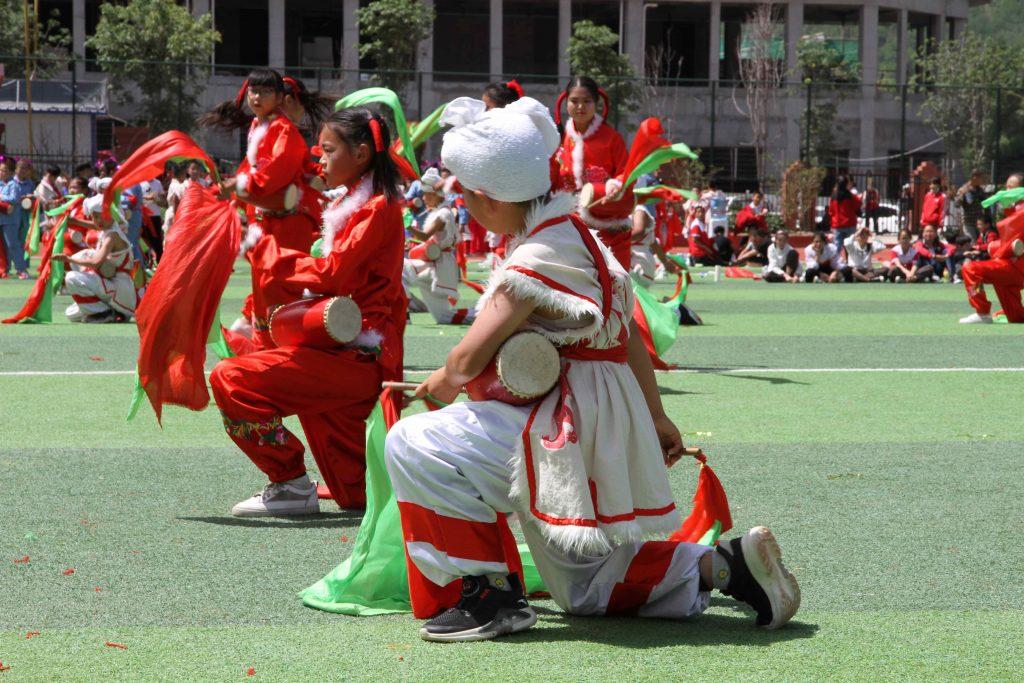 文化浸润校园 体育助力成长