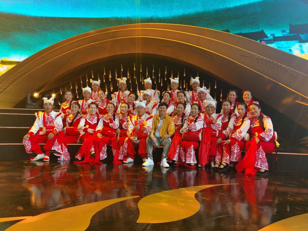 【丰收中国】2020全国农民丰收节晚会安塞腰鼓欣赏